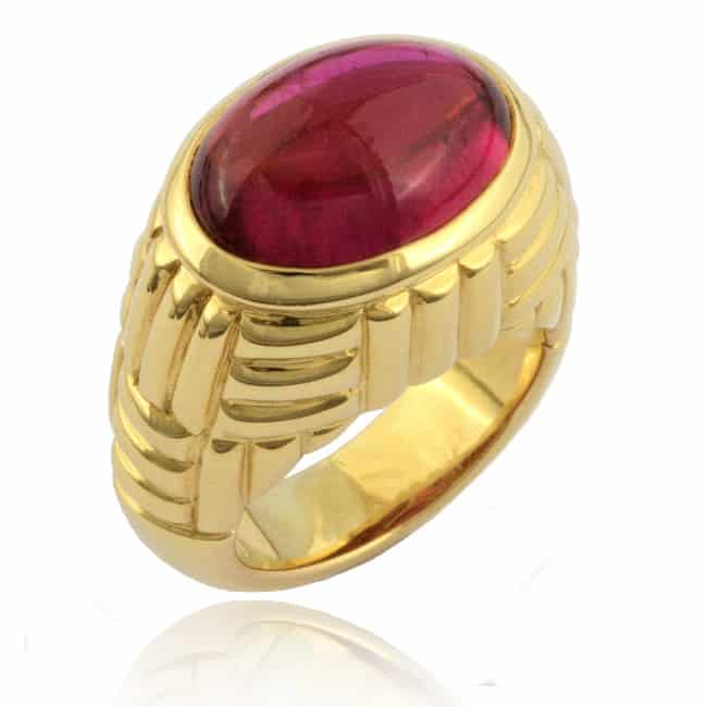 Tourmaline Ring 23-513 Image